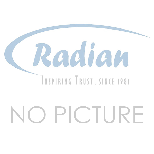 RADIAN STANDARD 180L SOLAR GEYSER WITH AUXILIARY TANK - SWH-GS-180L