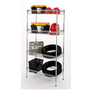 BASKET ADJUSTABLE SHELVING UNIT