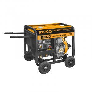 INGCO DIESEL GENERATOR & WELDING MACHINE - 4.6KW