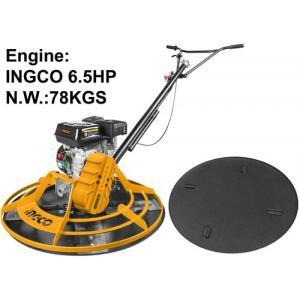 INGCO GASOLINE POWER TROWEL - 78KG