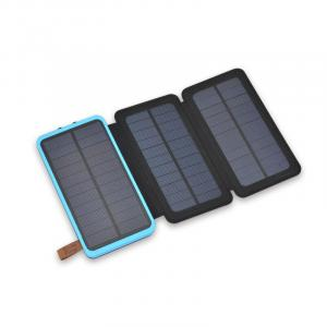 T-BOLT SOLAR POWER BANK 3FOLD 12000mAh - SPB-3F-12000