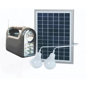 THUNDERBOLT PORTABLE SOLAR HOME LIGHTING SYSTEM - 1BOX-PL-3W-VER2.0