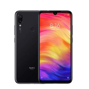 XIAOMI MOBILE PHONE REDMI NOTE 7 - BLACK - 32GB