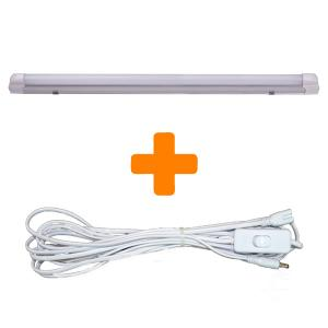 THUNDERBOLT DC TUBE LIGHT + 5M CABLE - DC TUBE-7W