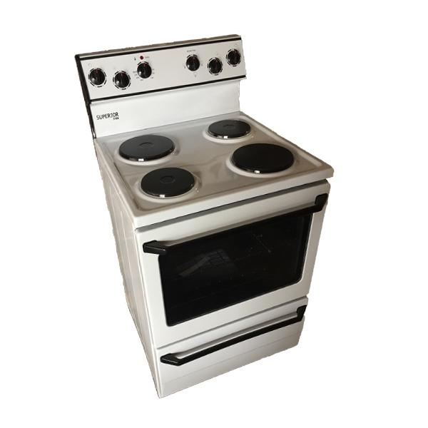 SUPERIOR COOKER 4 PLATE -WITH DRAWER ONLY - S488 - SOLID