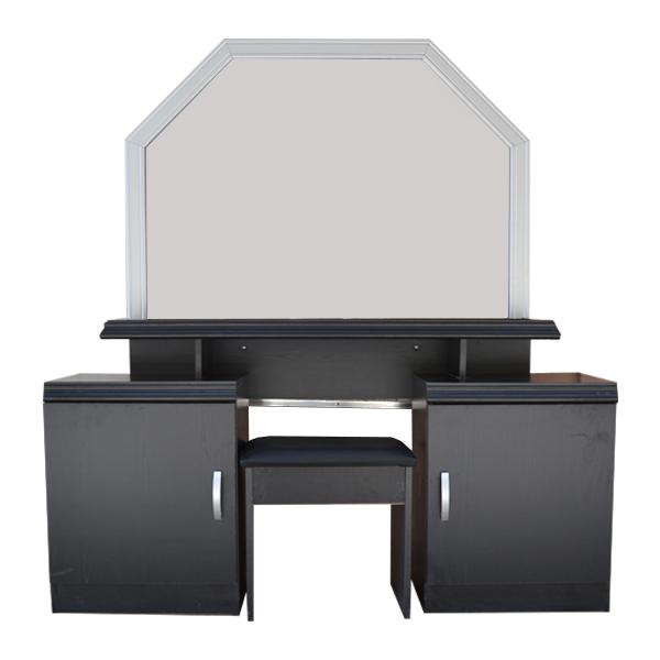 RADIAN DRESSING TABLE SET WITH STOOL - NATALIE