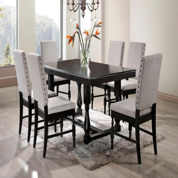 RADIAN 6 SEATER DINING TABLE SET -EMERSON