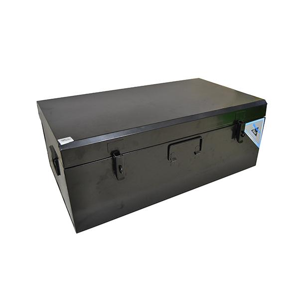 32 INCH HEAVY DUTY STEEL TRUNK - HEAVY DUTY -ST-32