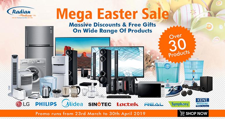 Mega Easter Sale!