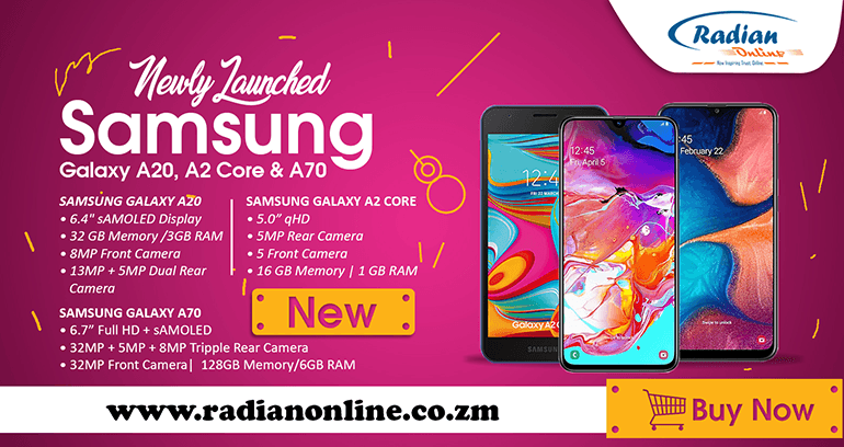 Introducing The Galaxy A ...